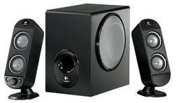 Obraz dołączony do pytania Co sądzicie o głośnikach LOGITECH 2.1 X-230?