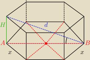 Obraz dołączony do pytania Jak zrobić sześciokąt 3d(z papieru)?