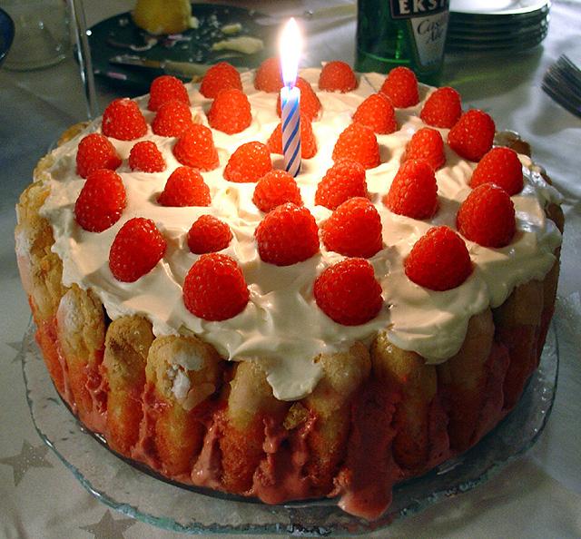 Obraz dołączony do pytania Jaki tort na urodziny-na szybko?