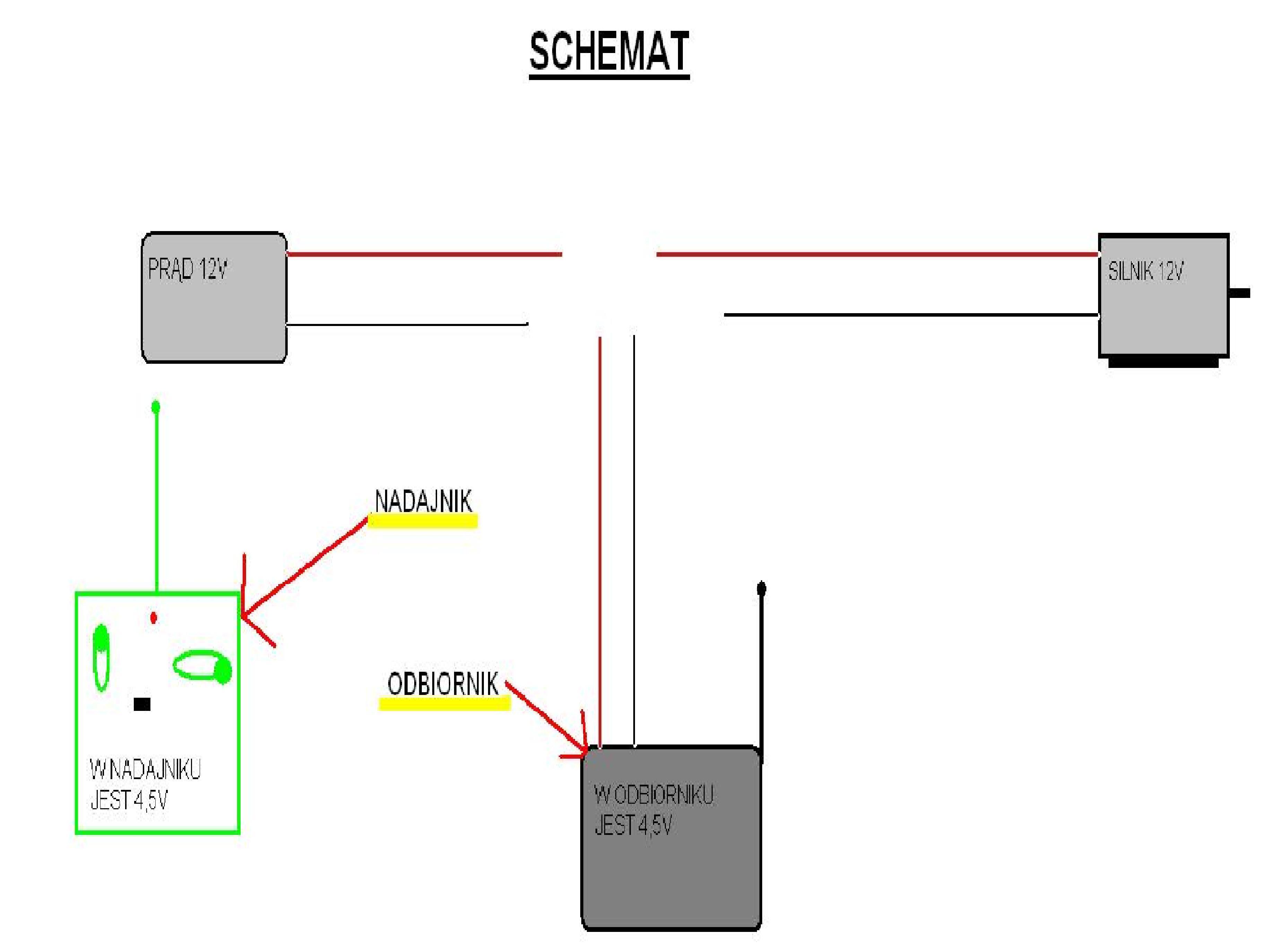 Obraz dołączony do pytania Jak zrobić zdalnie sterowany włącznik.