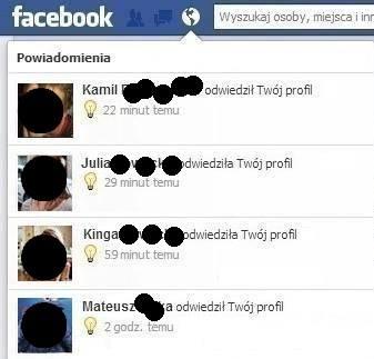 Obraz dołączony do pytania Jak dowiedziec sie kto spoza znajomych obserwuje moj profil na fecebooku?