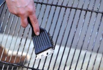 Jak czyścić grilla