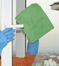 Jak myć okna