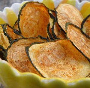 Jak zrobić chipsy z cukinii
