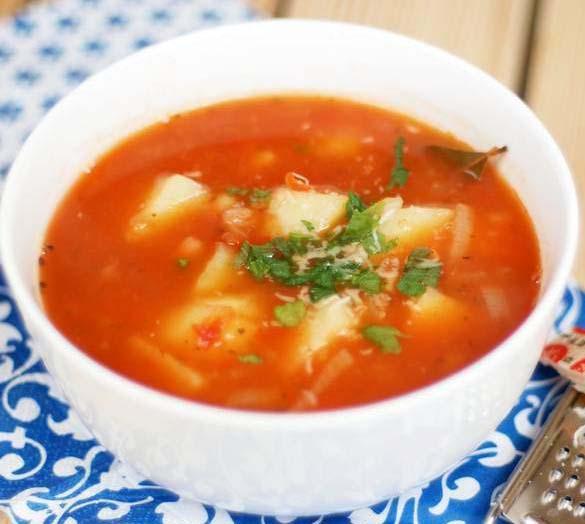 Jak szybko zrobić zupę pomidorową