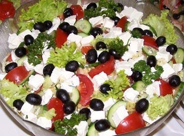 Jak zrobić sałatkę grecką