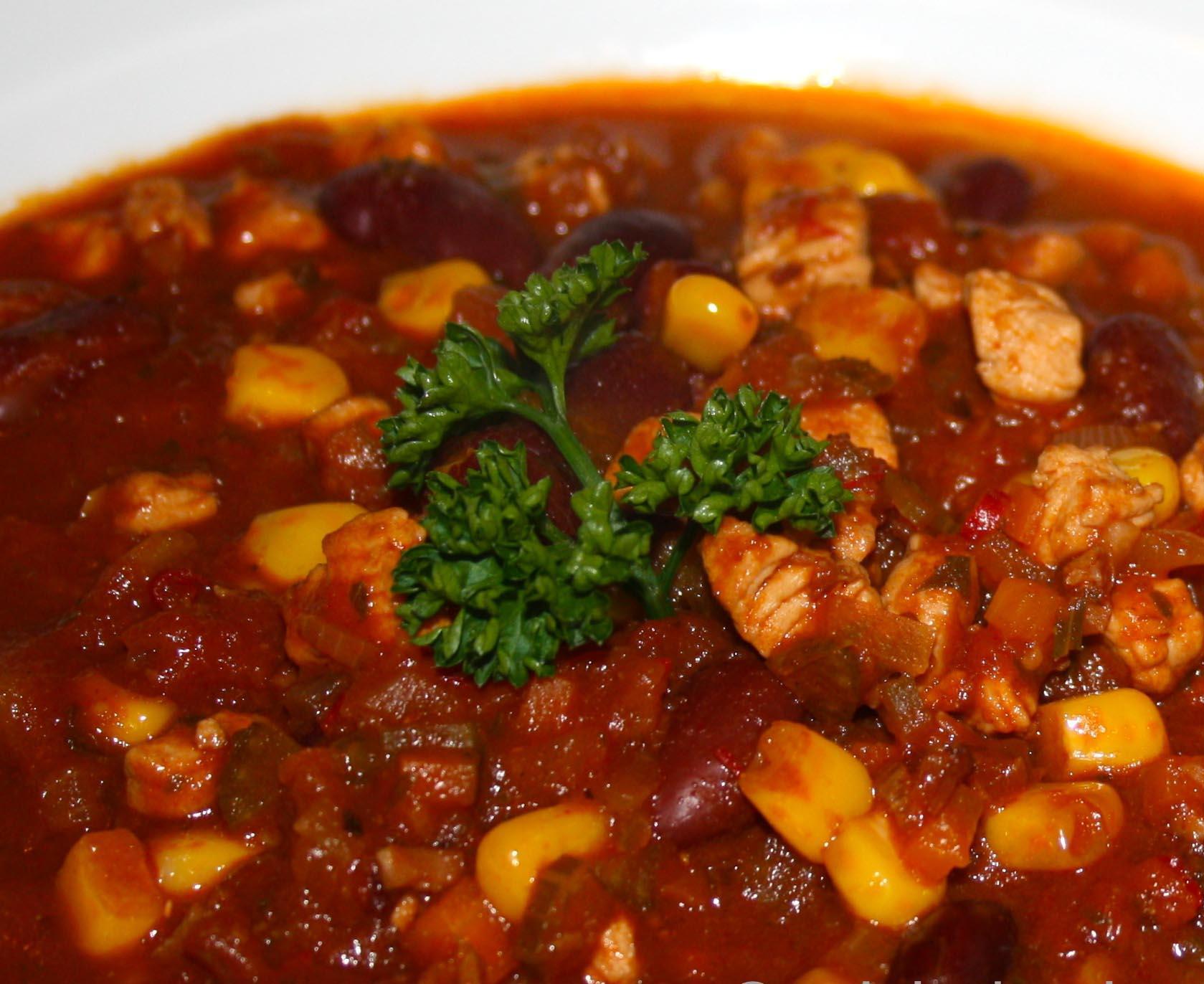 Jak przyrządzić chili con pavo