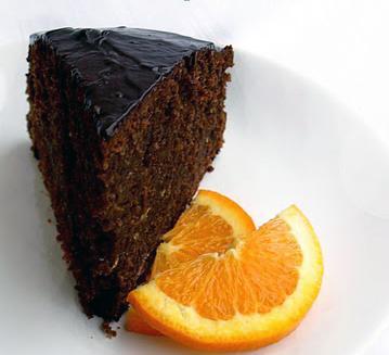 Jak upiec ciasto czekoladowo-pomarańczowe