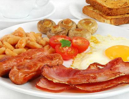 Jak przyrządzić angielskie śniadanie