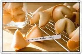 Jak zrobić chińskie ciasteczka z wróżbami