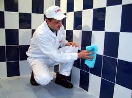 Jak wyczyścić fugi w łazience
