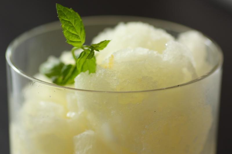 Jak zrobić sorbet cytrynowy