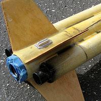 Jak zbudować silnik rakietowy