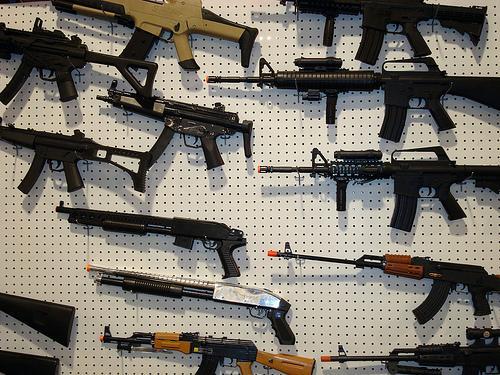 Jak dobrze strzelać z karabinu AK-47 w grze CSS