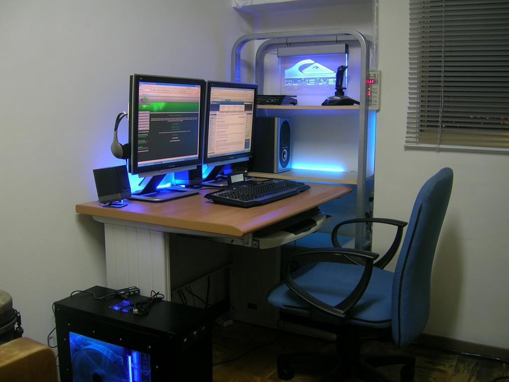 Jak odpowiednio oświetlić miejsce pracy z komputerem