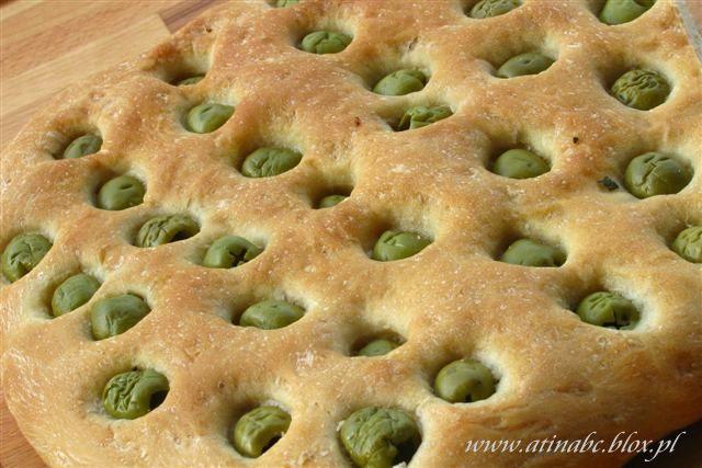 Jak zrobić focaccia - przepis na włoski chleb
