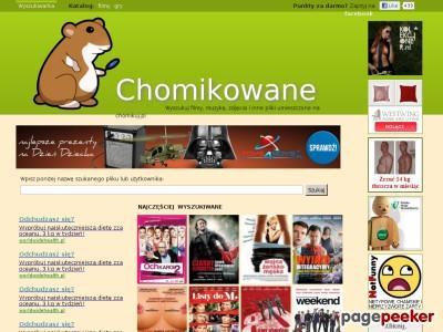Jak znaleźć plik na chomikuj.pl