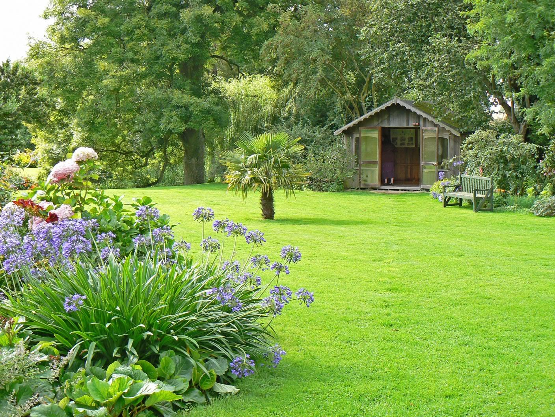 Jak kosić trawnik, aby się wspaniale prezentował