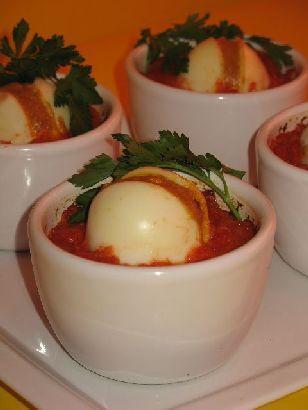 Jak zrobić jajka faszerowane po węgiersku