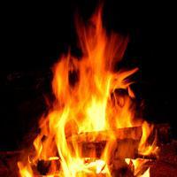 Rozpalenie ogniska