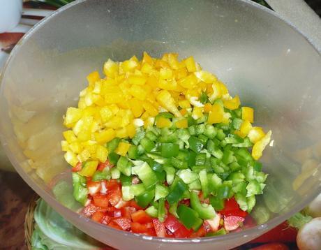 Jak przygotować sałatkę z papryką