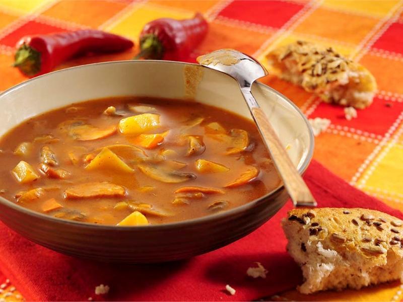 Jak ugotować zupę węgierską