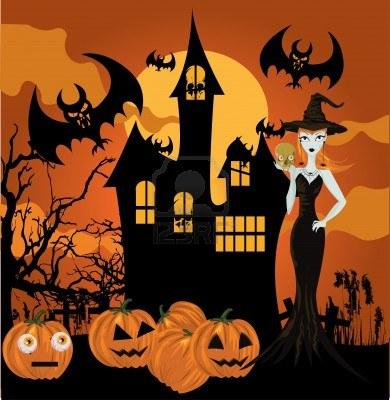 Jak udekorować dom na imprezę Halloween