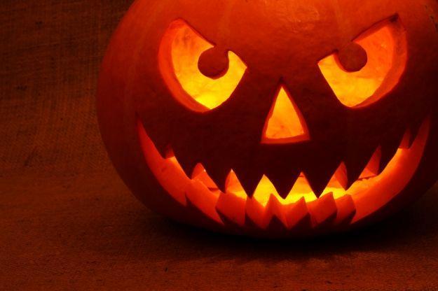 Jak zrobić dynię na halloween