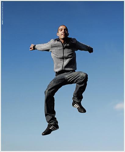 Jak lewitować