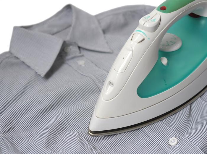 Jak prasować koszulę