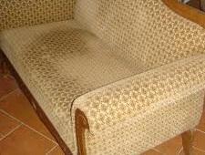 Jak odnowić starą sofę