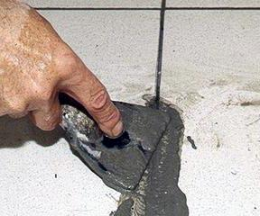 Jak wypełnić spoiny