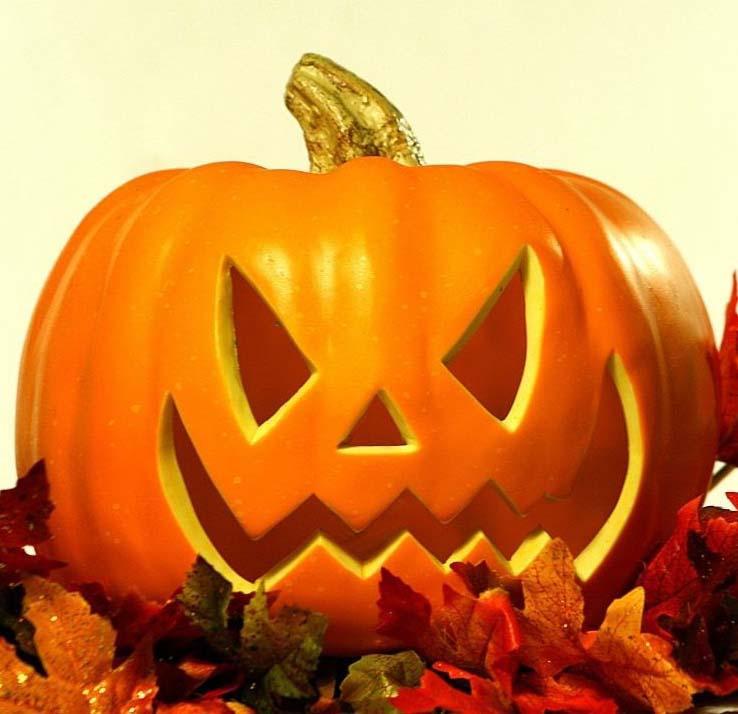 Jak obchodzić Halloween