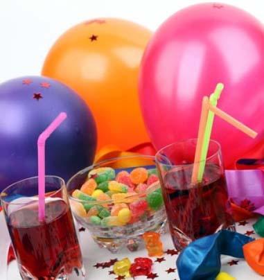 """Jak przygotować kolorowe \""""drinki\"""" sylwestrowe dla dzieci"""