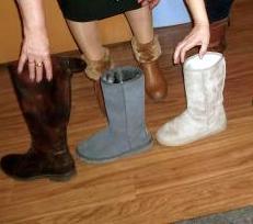 Jak wróżyć za pomocą butów na Andrzejki