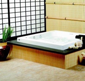Jak zaaranżować łazienkę w japońskim stylu