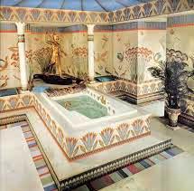 Jak zaprojektować łazienkę w egipskim stylu