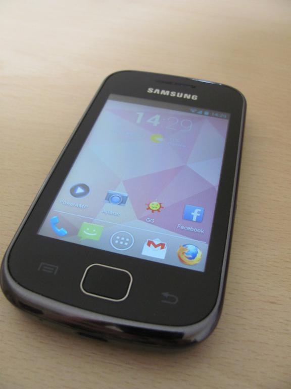 Jak wgrać Android 4.2.2 na Samsung Galaxy Gio