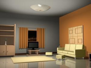 Jak optycznie powiększyć pokój?