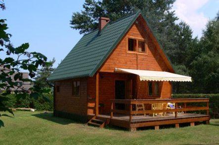 Jak ocieplić drewniany dom? Porada krok po kroku ;]
