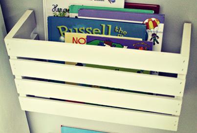 Półka na książki + zdjęcia