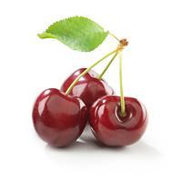Jak usunąć plamy z wiśni lub czereśni