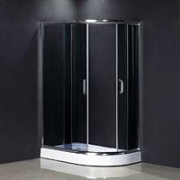 Jak usunąć zacieki na kabinie prysznicowej