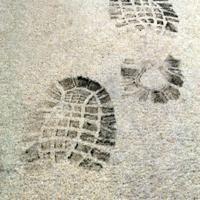 Jak usunąć plamy od butów z dywanu