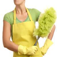 Jak sprzątać w domu