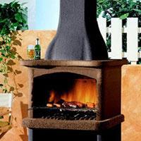 Jak zbudować kominek w ogrodzie