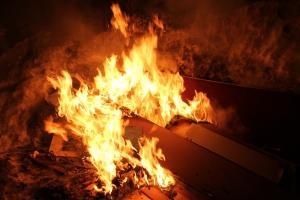 Co robić podczas pożaru