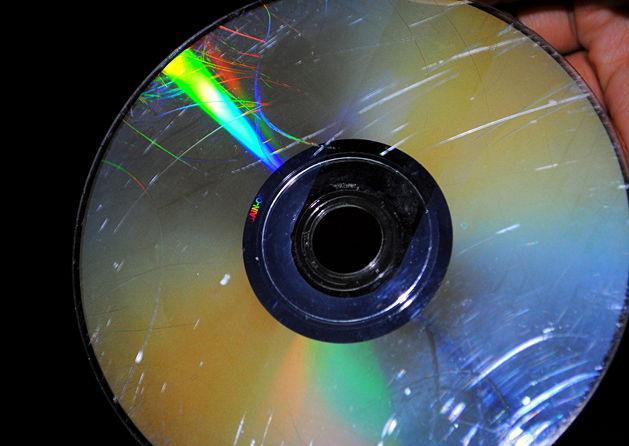 Jak naprawić zarysowaną płytę CD