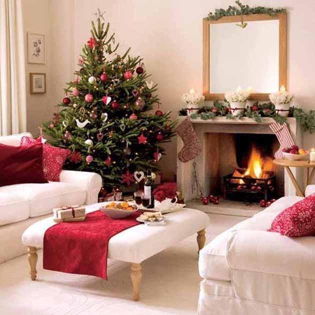 Gdzie postawić choinkę bożonarodzeniową