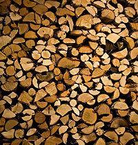 Gdzie składować drewno na opał